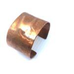 Bold. Copper. Bangles
