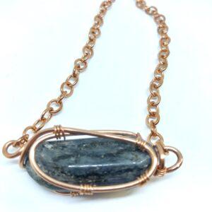Kyanite Chain - Polished