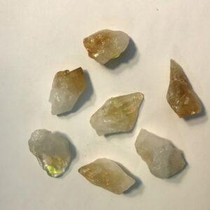 Raw Citrine Stone (1)